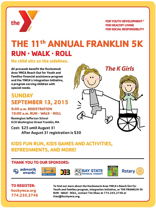 Franklin 5K - Sep 13